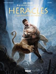 Héraclès  - Tome 1 - La jeunesse du héros (2017)