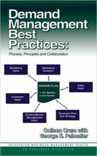 Demand Management Best Practices: Process, Principles, and Collaboration (Integrated Business Management Series) (J. Ross Publi