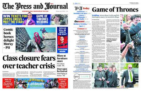 The Press and Journal Moray – June 25, 2018