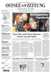 Ostsee Zeitung Wolgast - 21. Januar 2019