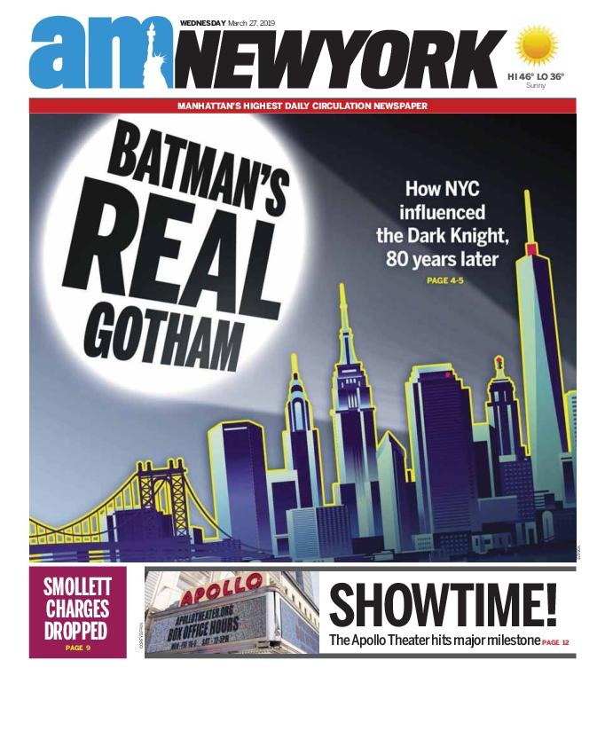 AM New York - March 27, 2019