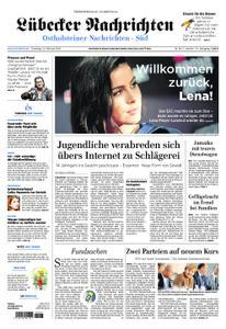 Lübecker Nachrichten Ostholstein Süd - 12. Februar 2019