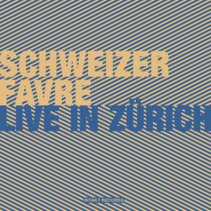 Irene Schweizer & Pierre Favre - Live in Zurich (2013)