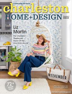Charleston Home + Design - Summer 2019