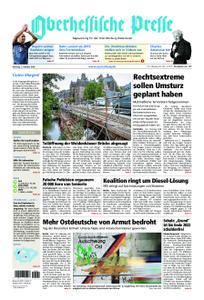 Oberhessische Presse Marburg/Ostkreis - 02. Oktober 2018