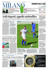 Corriere della Sera Milano – 06 settembre 2020