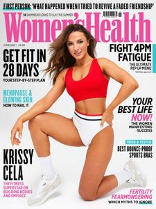 Women's Health UK - June 2021