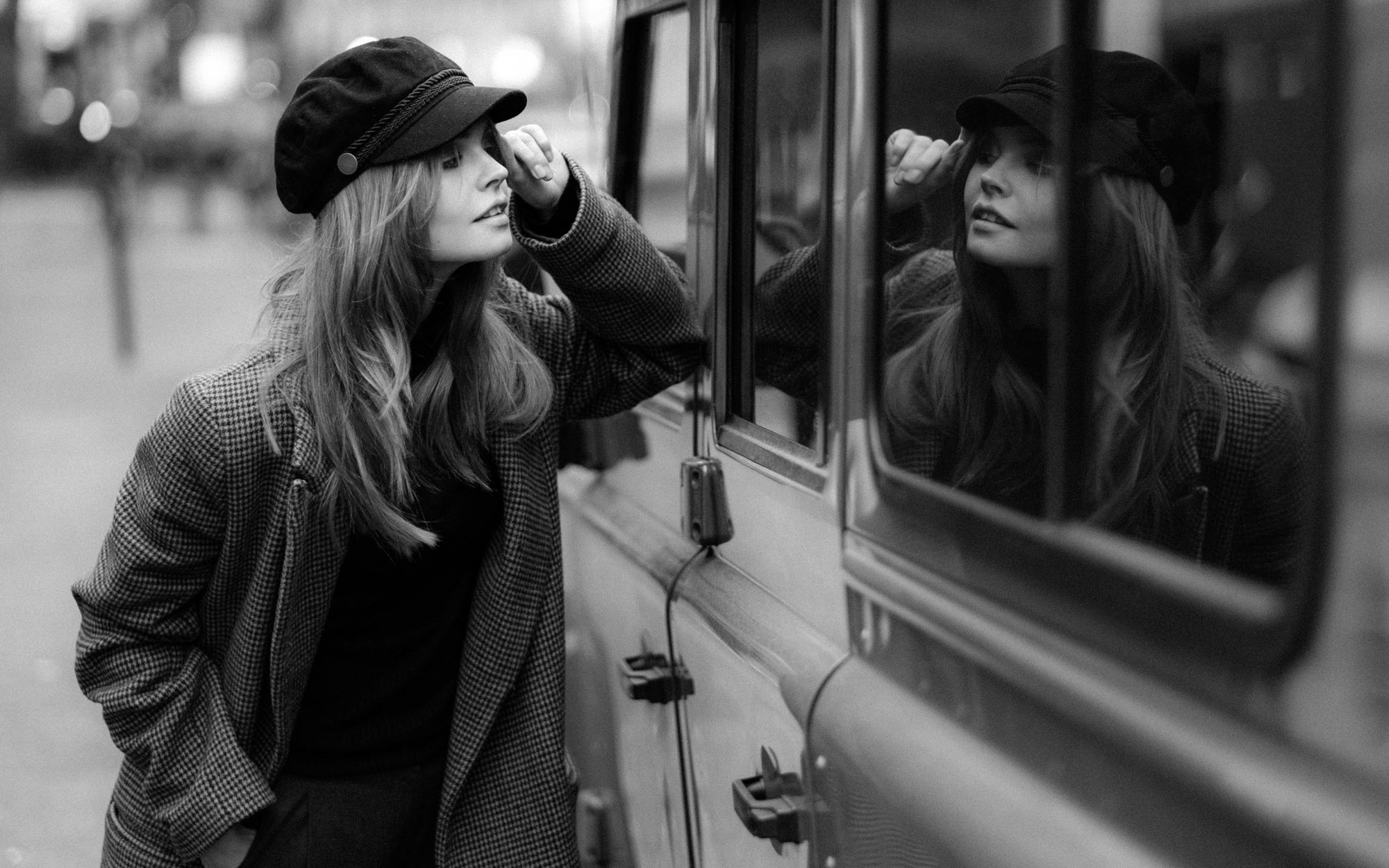 Anastasiya Scheglova by Sacha Leyendecker