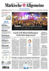 Märkische Allgemeine Westhavelländer - 22. Juli 2019