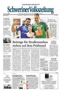 Schweriner Volkszeitung Hagenower Kreisblatt - 07. März 2018