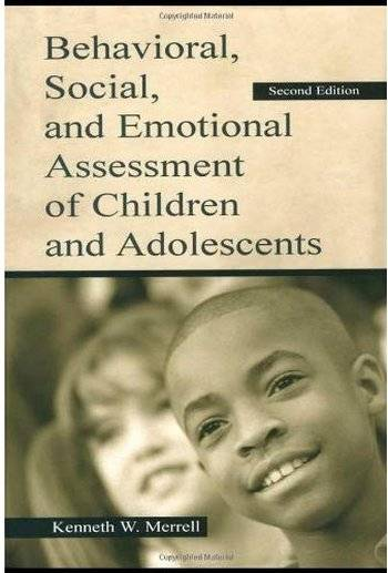 Behavioral, Social, and Emotional Assessment of Children and Adolescents (2nd edition) [Repost]