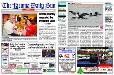 The Laconia Daily Sun – May 31, 2019