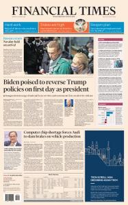Financial Times USA - January 18, 2021