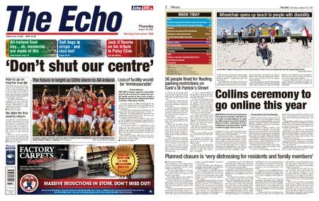 Evening Echo – August 19, 2021