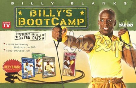 TaeBo - Billy Blanks - Billys Boot Camp - Basic Training Bootcamp