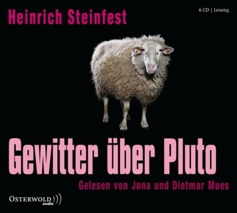 Heinrich Steinfest - Gewitter über Pluto