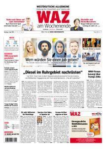 WAZ Westdeutsche Allgemeine Zeitung Oberhausen-Sterkrade - 02. Juni 2018