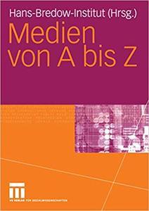 Medien von A bis Z (Repost)