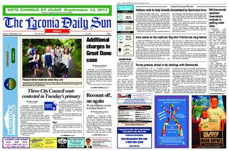 The Laconia Daily Sun – September 08, 2017