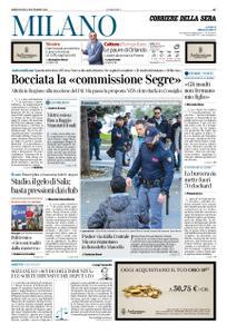 Corriere della Sera Milano – 06 novembre 2019
