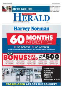 Newcastle Herald - July 9, 2020