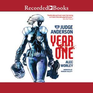 «Judge Anderson» by Alex Worley