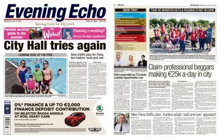 Evening Echo – June 27, 2018