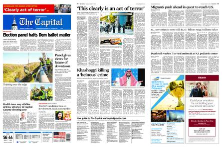 The Capital – October 25, 2018