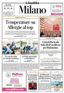 la Repubblica Milano - 19 Febbraio 2020