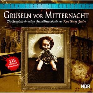 «Gruseln vor Mitternacht» by Siegfried Oswald Wagner,Karl-Heinz Zeitler