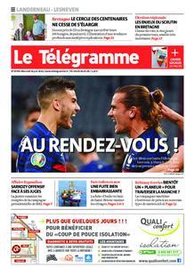 Le Télégramme Landerneau - Lesneven – 16 juin 2021