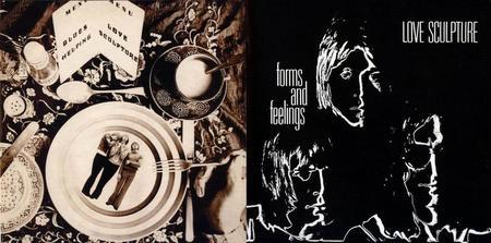 Love Sculpture - 2 Studio Albums (1968-1969) [Reissue 2008]