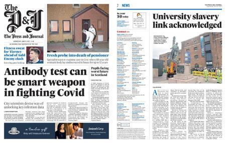 The Press and Journal Aberdeenshire – June 16, 2021