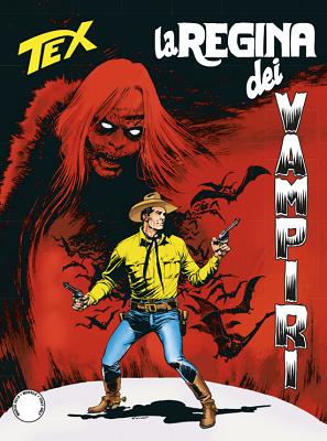 Tex Willer Mensile 701 - La regina dei vampiri (03/2019)