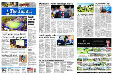 The Capital – April 21, 2018