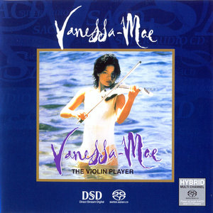 Vanessa-Mae - The Violin Player (1995) [Reissue 2004] MCH PS3 ISO + Hi-Res FLAC