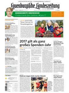Lauenburgische Landeszeitung - 07. November 2017