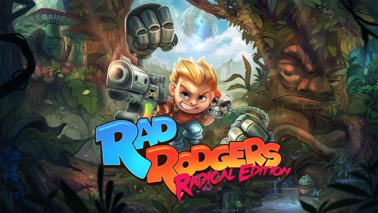 Rad Rodgers - Radical Edition (2019)