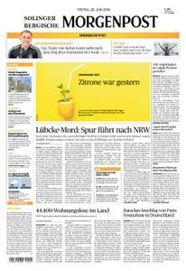 Solinger Morgenpost – 28. Juni 2019