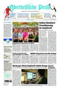 Oberhessische Presse Hinterland - 29. Juni 2018
