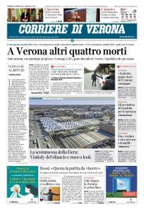 Corriere di Verona – 15 marzo 2020