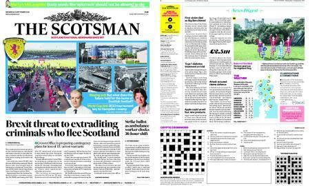 The Scotsman – September 12, 2018