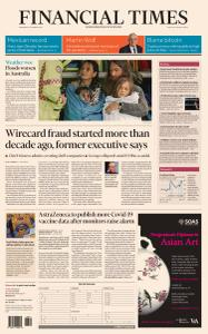 Financial Times USA - March 24, 2021