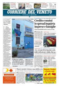 Corriere del Veneto Venezia e Mestre – 18 novembre 2018