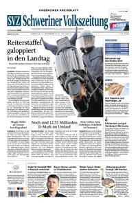 Schweriner Volkszeitung Hagenower Kreisblatt - 11. Dezember 2018