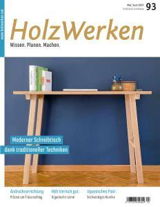 HolzWerken - Mai-Juni 2021