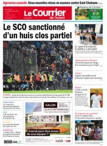 Le Courrier de l'Ouest Angers – 24 septembre 2021