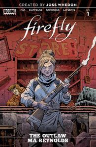 Firefly-The Outlaw Ma Reynolds 001 2020 Digital Pirate