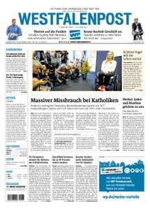 Westfalenpost Wetter - 13. September 2018