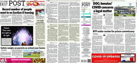 The Guam Daily Post – July 12, 2020